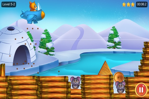 Cover Hamster Free: A new challenge of cover orange screenshot 4