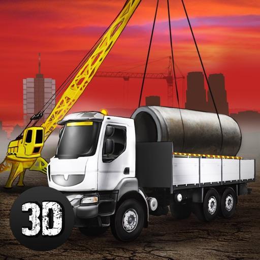 City Building Construction Simulator 3D Full Icon