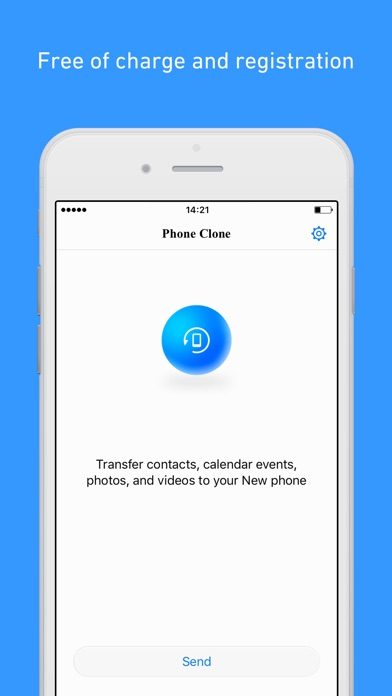 Phone Clone - Migrate your Data Screenshot