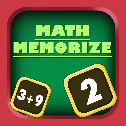 Math Memorize iOS App