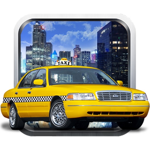 High Speed Modern Passenger Taxi Driver - 3D Rescue Simulator iOS App
