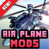 PLANES MODS EDITION GUIDE FOR MINECRAFT PC.