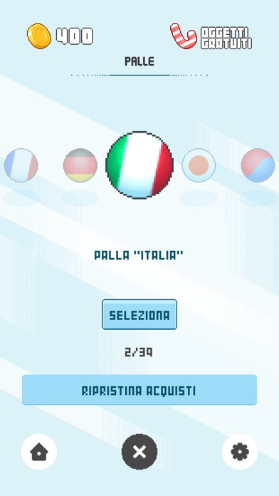 Screenshot of Snow Roll2