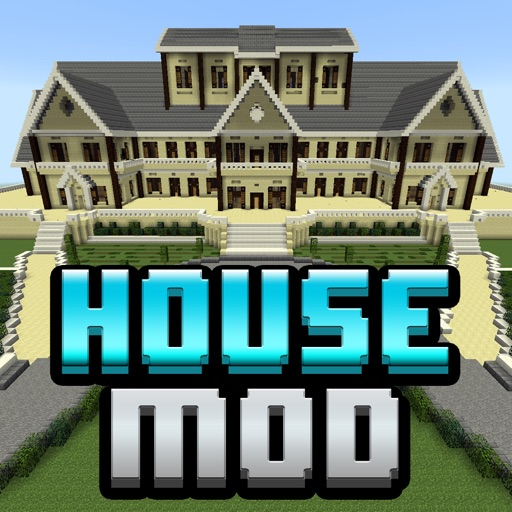 HOUSE MOD - with Mansion & Castle for Minecraft Game PC Guide Edition iOS App