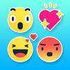 New Emoji LiveMe Now plus Text Messenger Sticker