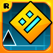 Geometry Dash App Icon Artwork