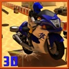Motorcycle stunt track race - a dirt bike racing game