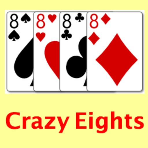 Crazy Eights - Free iOS App