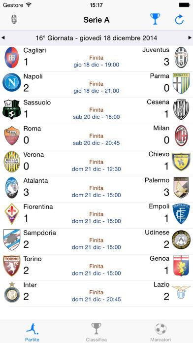 Tutto il Calcio 2017/2018 Screenshot