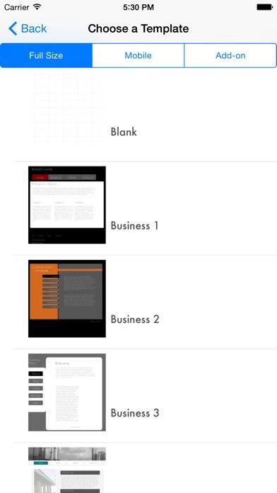 HTML Egg - Web Page CreatorCapture d'écran de 2