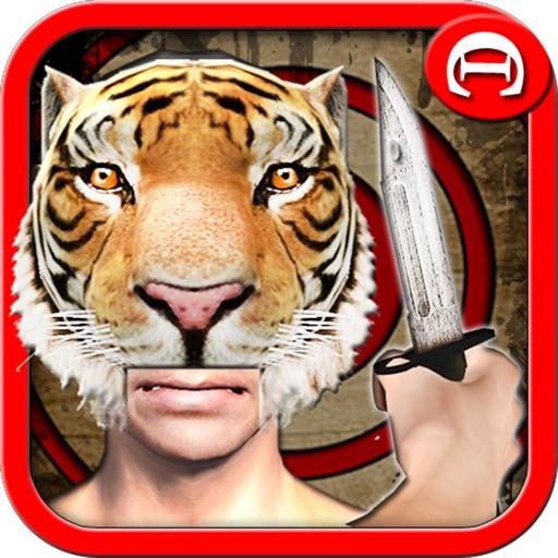 Throwing Knife King 3D Free iOS App