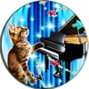 Play Cat Sounds On The Piano