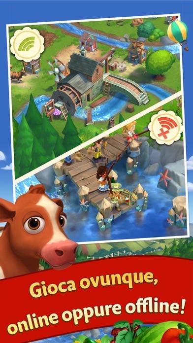 Screenshot of FarmVille 2: Avventura rurale3