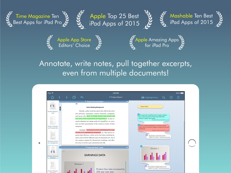 best pdf reader for ipad