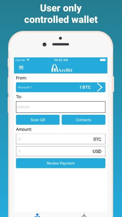 download ArcBit - Bitcoin Wallet apps 4