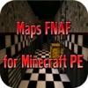 Maps FNAF for Minecraft PE - Best Database Maps for Pocket Edition