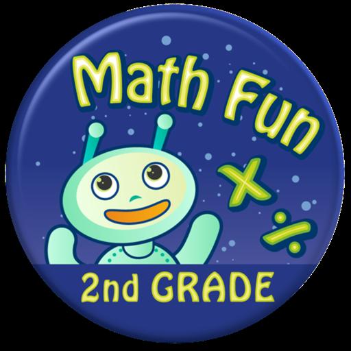Math Fun 2nd Grade: Multiplication & Division