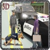 Crime Chase 2016 Pro– Dog Rescue Missions, Patrol police car action with real Police Lights and Sirens