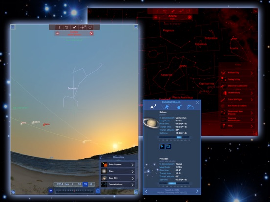Redshift - Astronomy Screenshots
