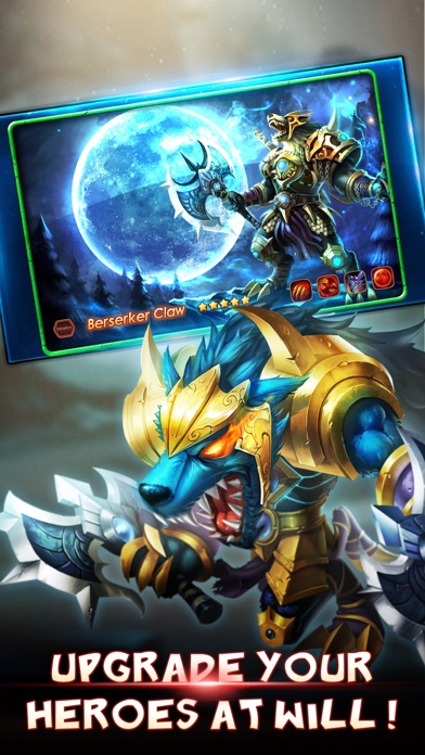 download League of Angels - Fire Raiders appstore review