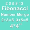 Number Merge Fibonacci 4X4 - Playing With Piano Music And Sliding Number Block