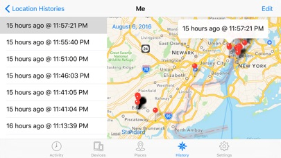 Device Locator: Track and Locate Your Lost or Stolen iPhone plus Google Latitude Integration screenshot 2