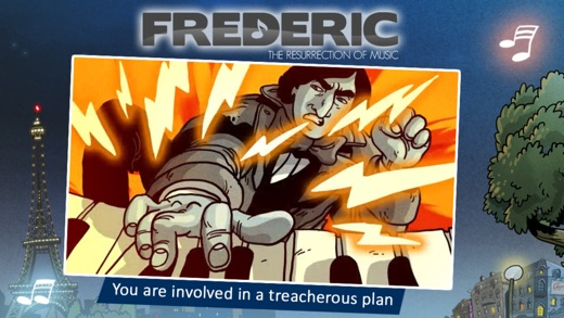 Frederic: Resurrection of Music Screenshot