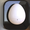 Egg interval timer 3D for kitchen: easy cooking and perfect poached boiled eggs