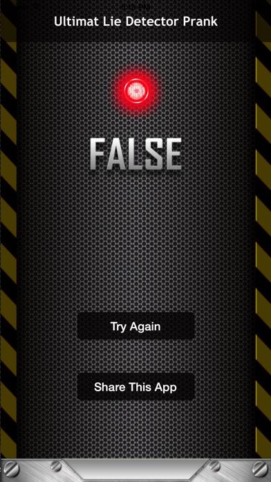 Ultimate Lie Detector Prank - Lie Detector screenshot four