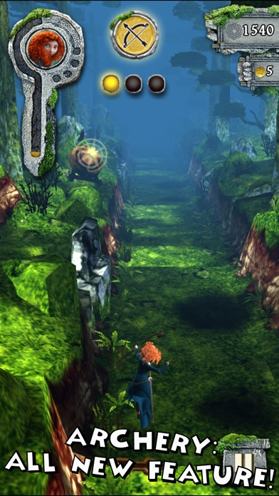 Screenshot #6 for Temple Run: Brave