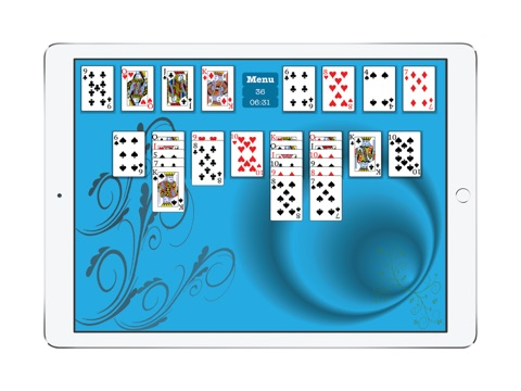MyFreeCell HD screenshot 2
