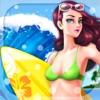 Surfing Girl - Wave Ride & Beach Spa