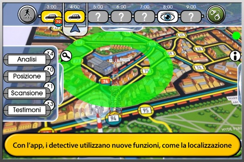 Scotland Yard Master screenshot 4