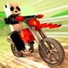 マインクラフト バイクレース | 3d 無料 スポーツ アスファルト ゲーム アプリ
