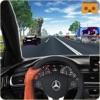VR-Crazy Car Traffic Racing Free