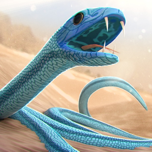 Just Snakes! Snake Dash Fun Worm Racing Game For Pros iOS App