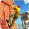 US Army Training Obstacle Course Boot Camp