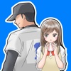 Girlfriend of the Baseball - Free Romantic Game -