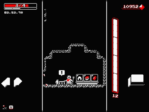 Screenshot #5 for Downwell