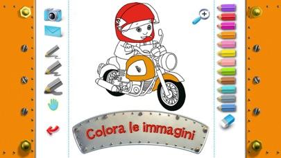 Screenshot of La moto di Paolo - Ragazzino5