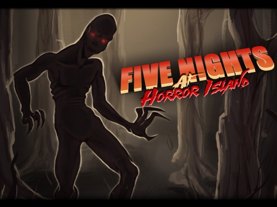 Five Nights At Horror Island FULL на iPad