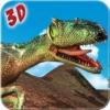 Allosaurus Wild Dino Simulator : Live Jurassic life in this Dinosaur Simulator