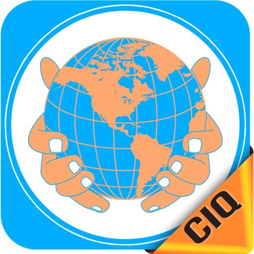 ConceptIQ : Human Geography iOS App