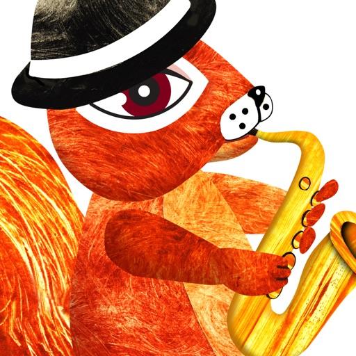 Sam Plays Saxophone