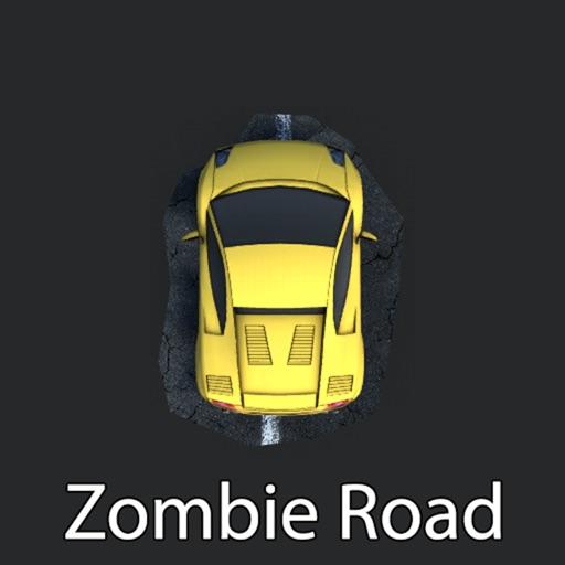 Zombie Road Racer iOS App