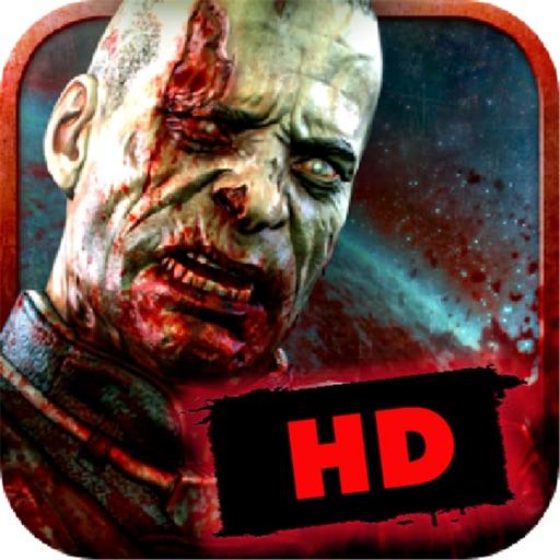 Ninja Zombie HD iOS App