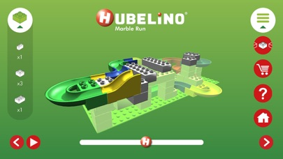 Marble Run 3D by Hubelino screenshot two