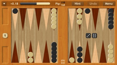 Backgammon NJ Screenshot