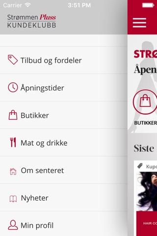 Strømmen Pluss Kundeklubb screenshot 2