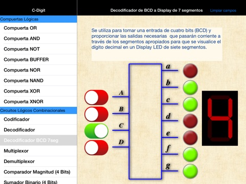 C-Digit screenshot 3